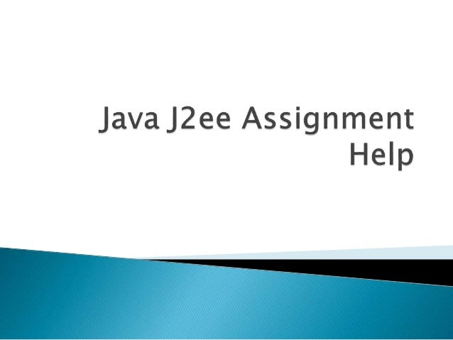 Java homework assignment help