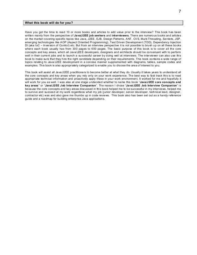 java j2ee resume companion pdf 28 images скачать книги