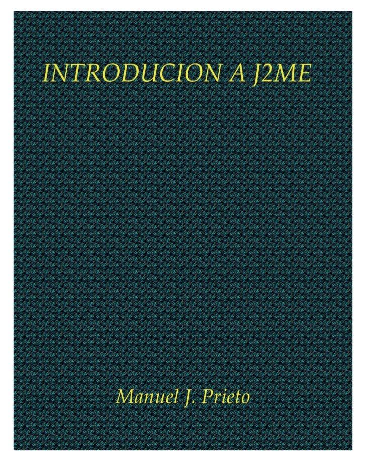 Java j2me prev