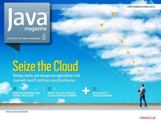 JAVA Magazine Sep-Oct 2013