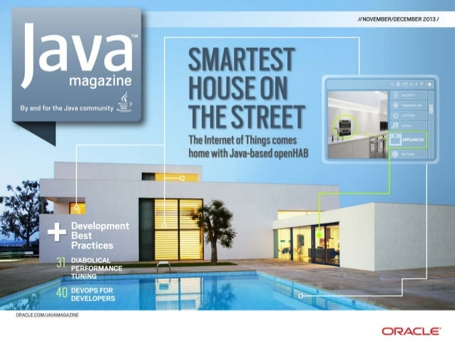 COMMUNITY 03 From the Editor 05 Java Nation  40  17  47  Q&A with Patrick Curran  COMMUNITY  //table of contents /  Adding...