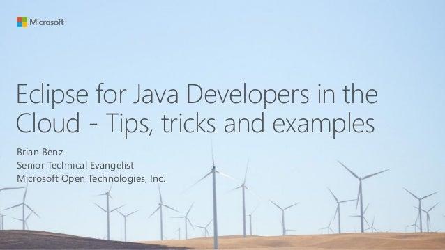 Java on Microsoft Azure