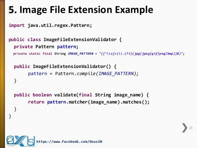 File Extension Example Image File Extension Example