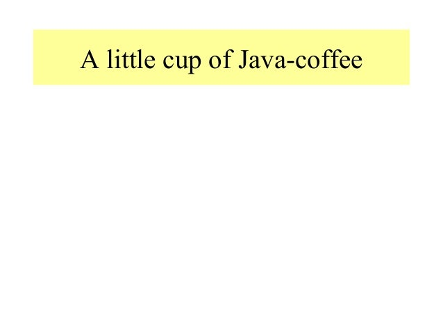 Java review00