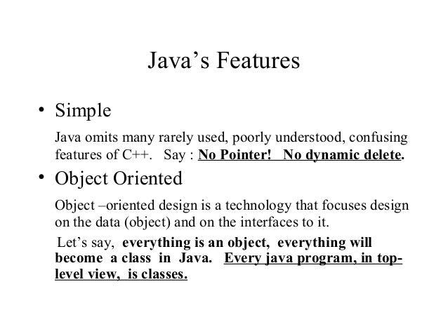 Y No Pointers In Java Say  No Pointer