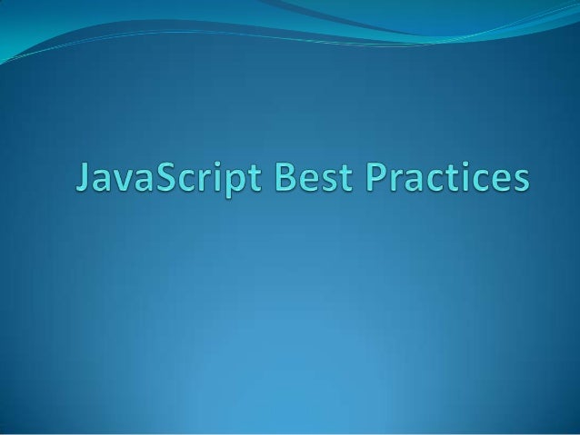 """JavaScript: It is the language thatpeople use without bothering tolearn it first""                       Douglas Crockford"