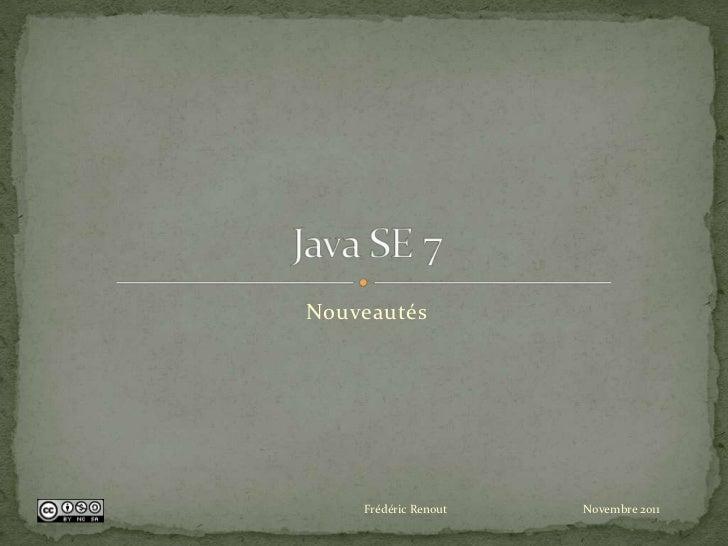 Java SE 7