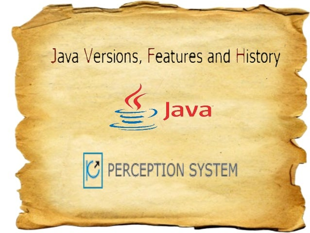 History of Java Versions With Distribution Details