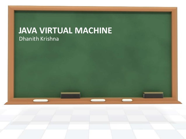 java vitual machine