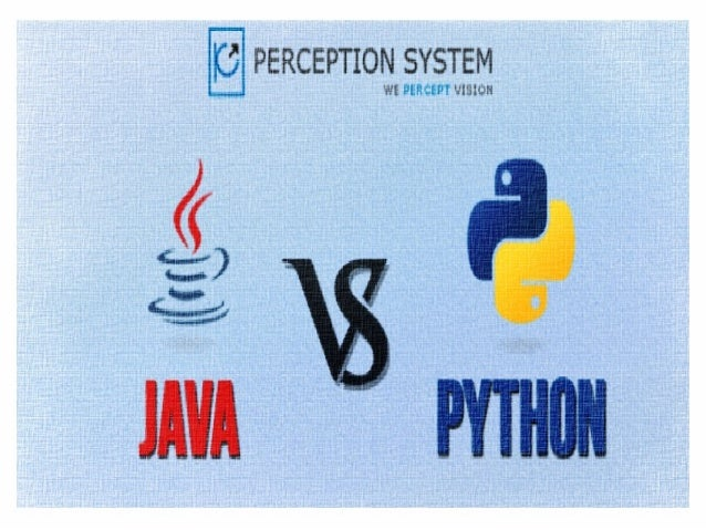 """Python  is  more  creative  than  Java,  isn't  it?  It  would  be  dangerous to claim that Java is not as much productiv..."