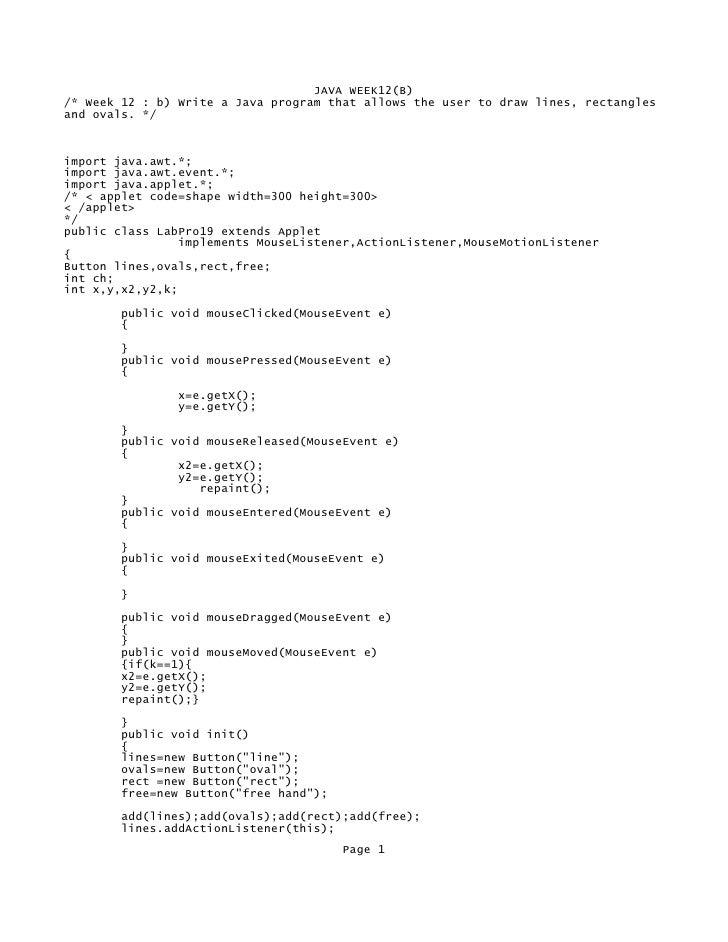 Java Week12(B)   Notepad