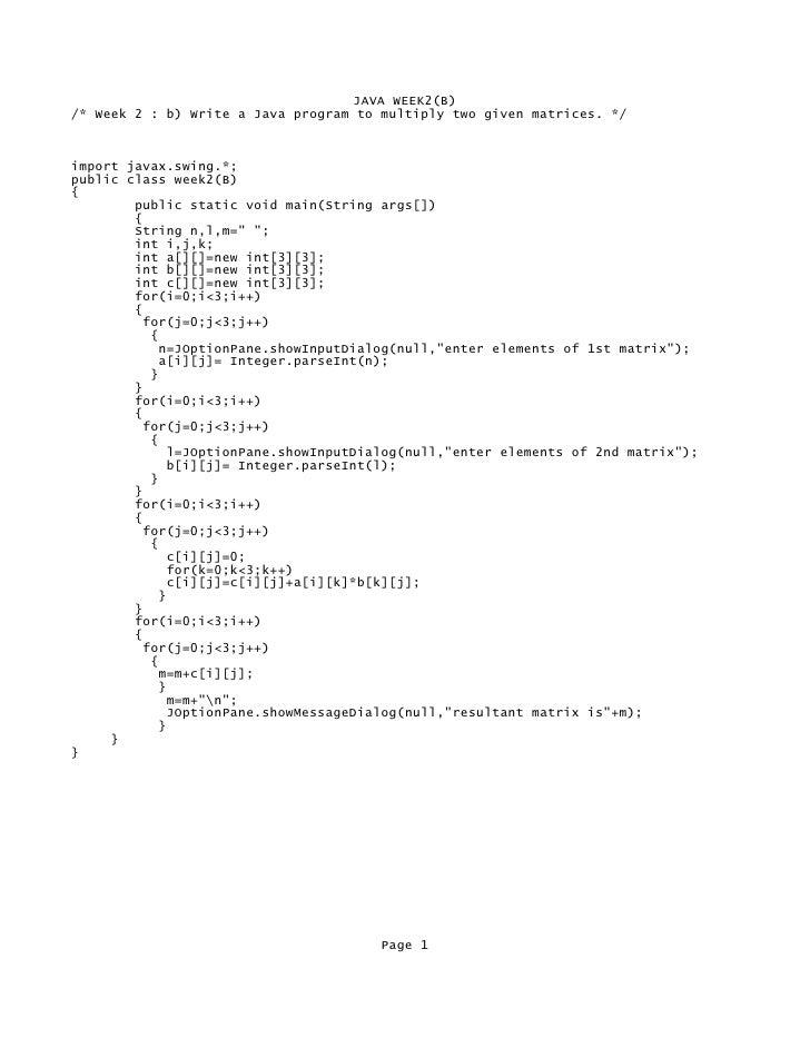 Java Week2(B)   Notepad