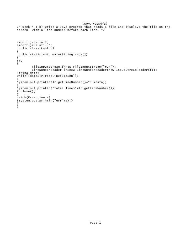 Java Week4(B)   Notepad