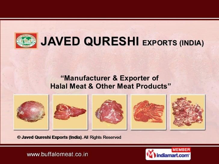 Javed Qureshi Exports (India) Maharashtra India