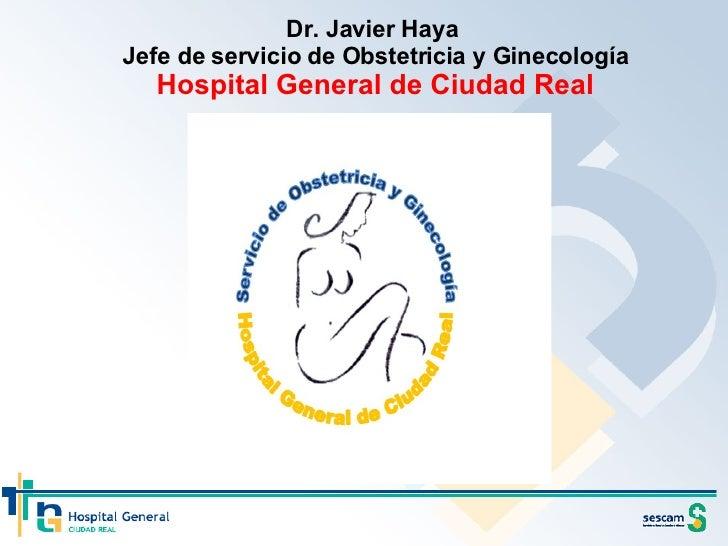 Javier Haya Palazuelo