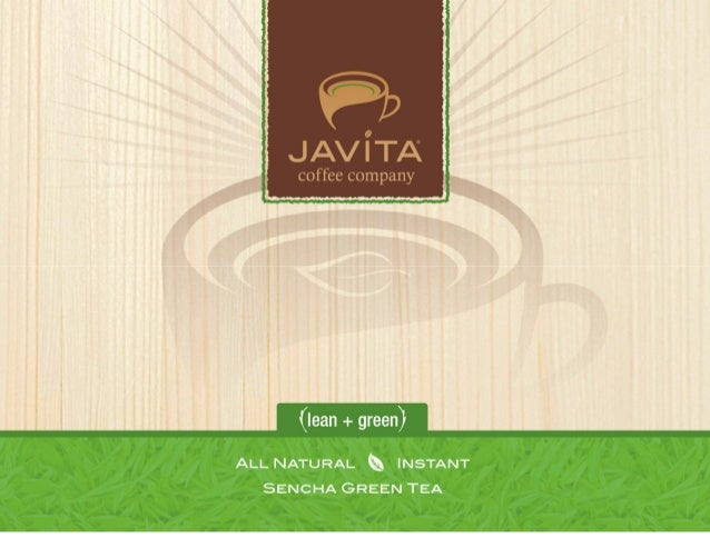 Javita Weight Loss Green Tea Ingredients and Review