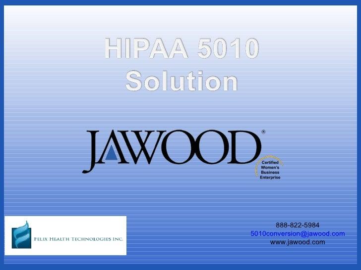 Jawood Hipaa 5010 Solution (3)