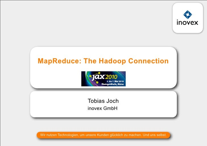The Hadoop Connection