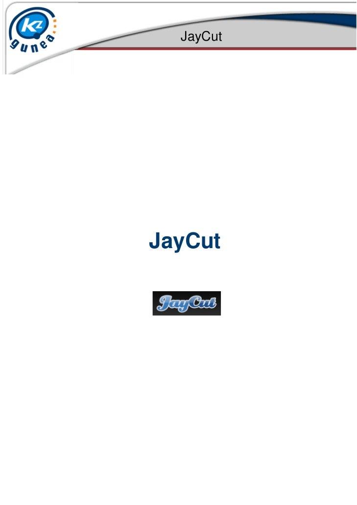 JayCutJayCut