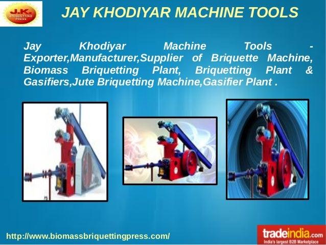 Jay Khodiyar Machine Tools Rajkot, Gujarat, India