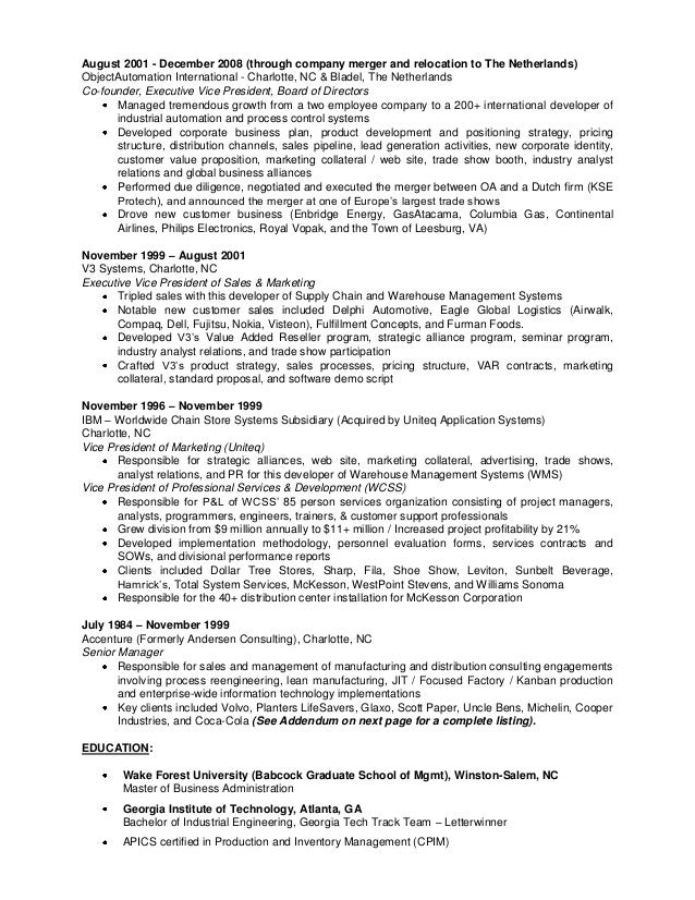 board of directors resume sample resume for education director cv ...