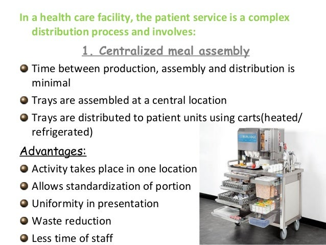 Types And Categories Of Food Service System