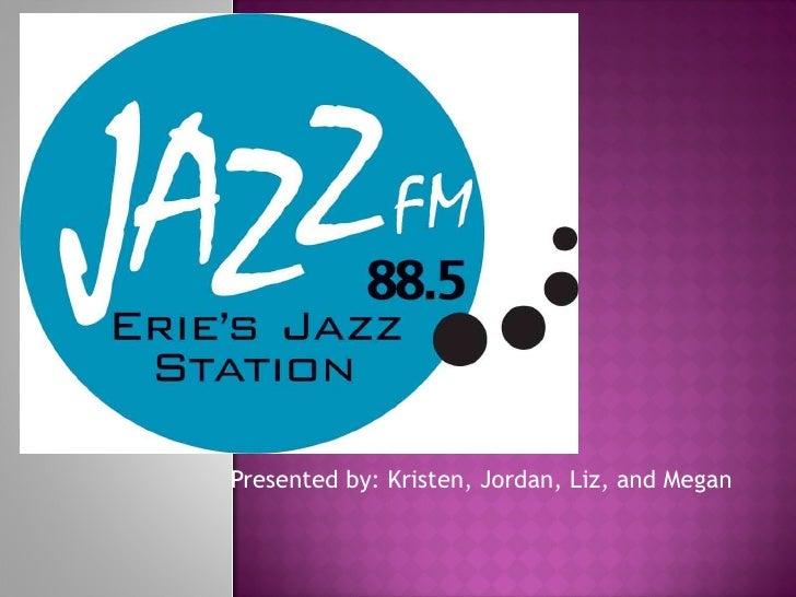 Jazz Erie Ppt