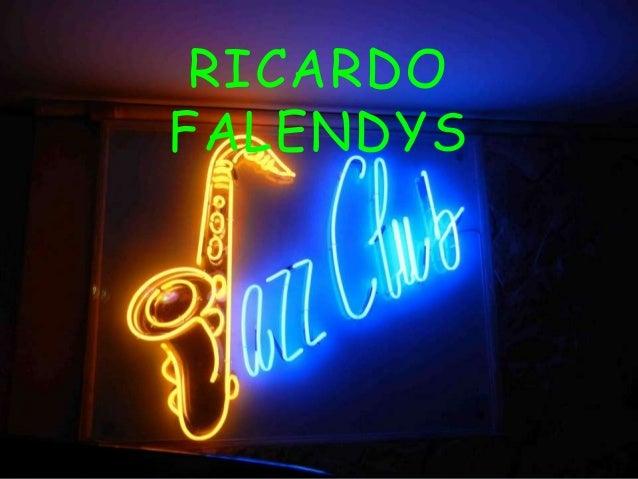 Jazz RicardoFalendys