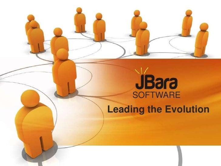 SOFTWARE<br />Leading the Evolution<br />