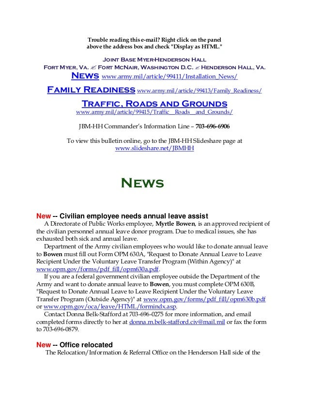 JBM-HH Bulletin Nov. 4
