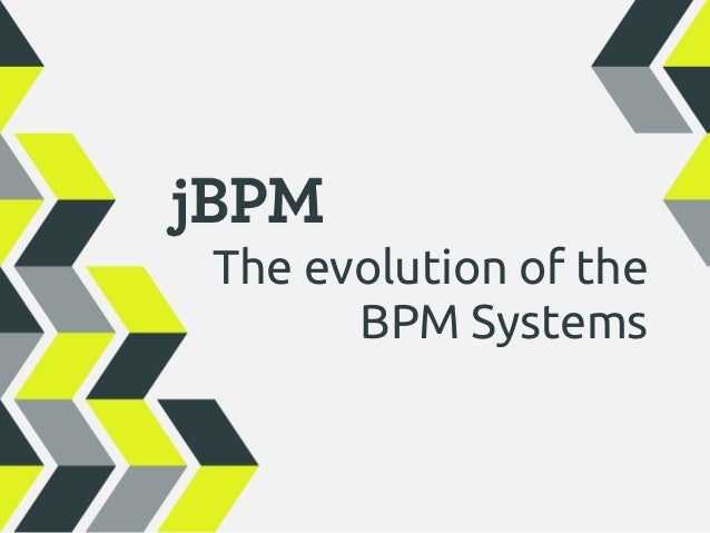 The evolution of the      BPM Systems