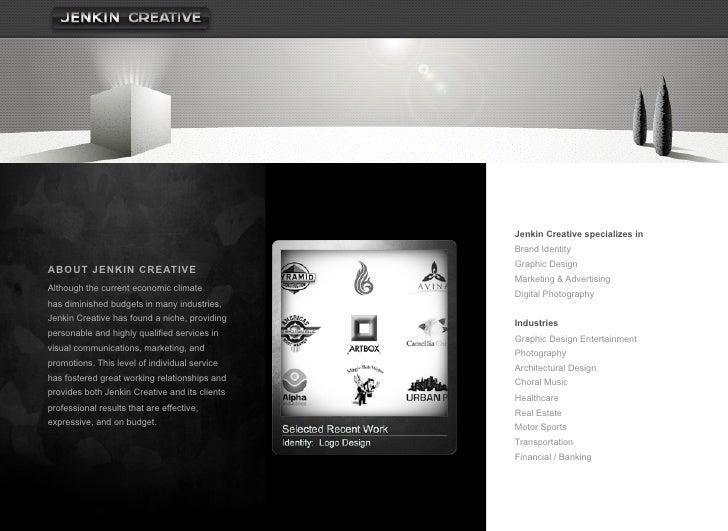 Jenkin Creative Portfolio - ID