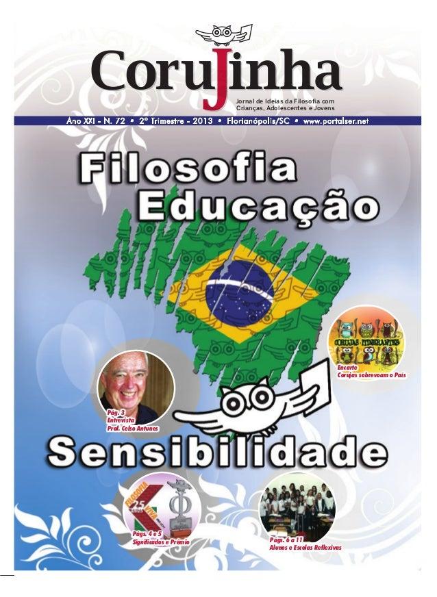 Jornal Corujinha n.72 | 2º semestre 2013