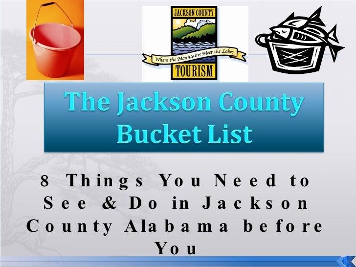 JC Bucket List