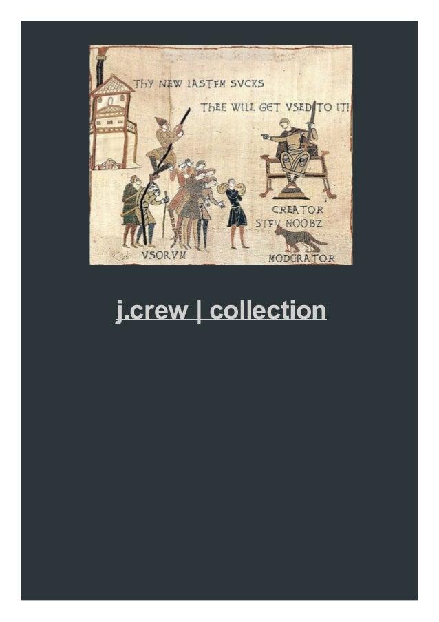 j.crew | collection