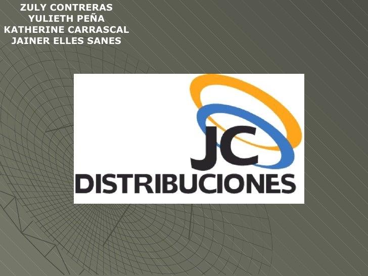 Jc distribuciones[1]