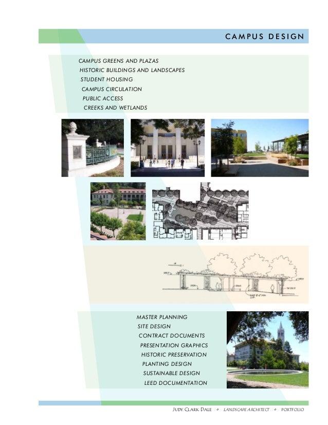 campus designcampus greens and plazashistoric buildings and landscapesstudent housingcampus circulation public access cree...