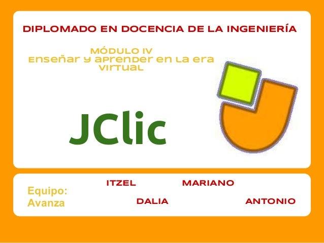 Jclic pdf