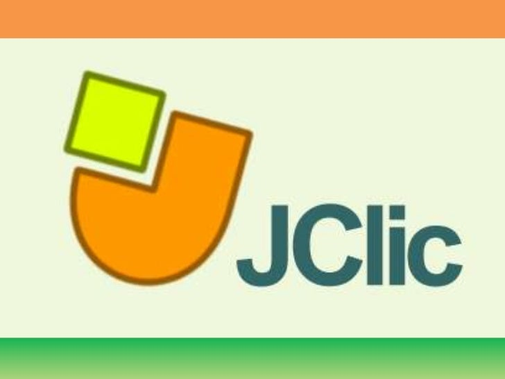 Jclic presentacion