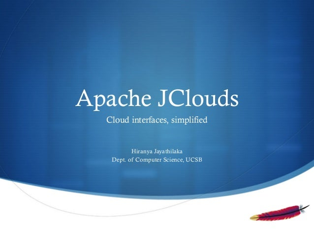 Apache JClouds