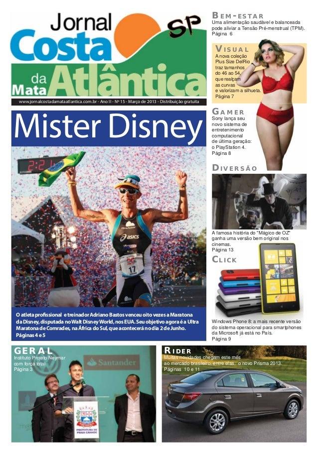 Jcma edição 15 Abr 2013.