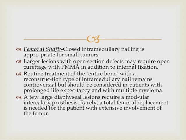 thesis on proximal femoral nail
