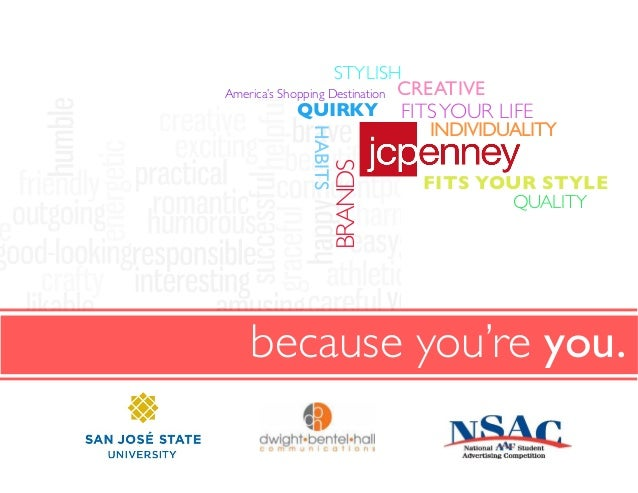 JCPenney NSAC AAF 2011