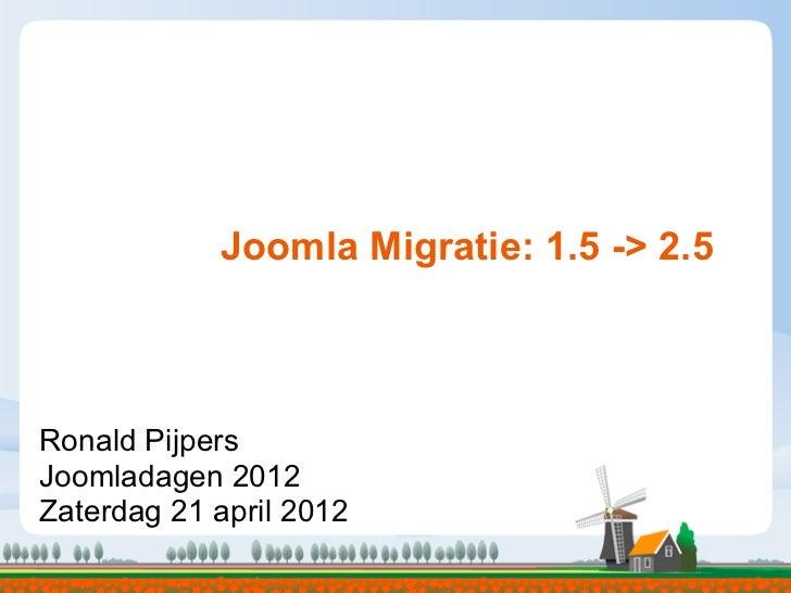 Jd12nl joomla25migratie