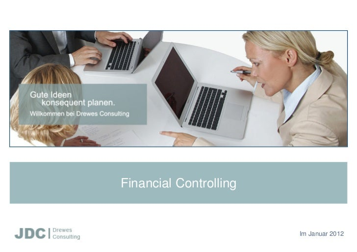 Financial Controlling                        Im Januar 2012