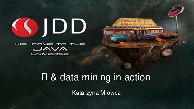 R & Data mining in action