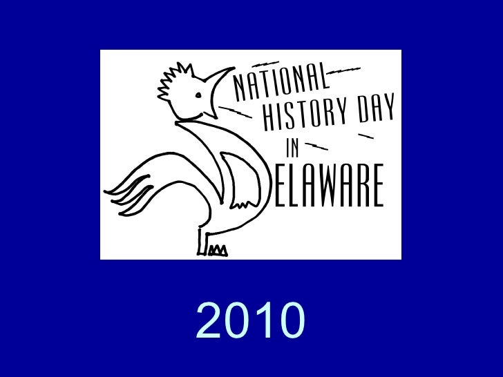 National History Day in Delaware Judges Orientation