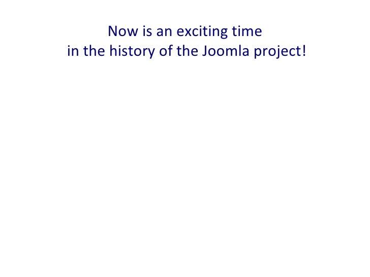 Joomla Project - Paul Orwig #jd12nl
