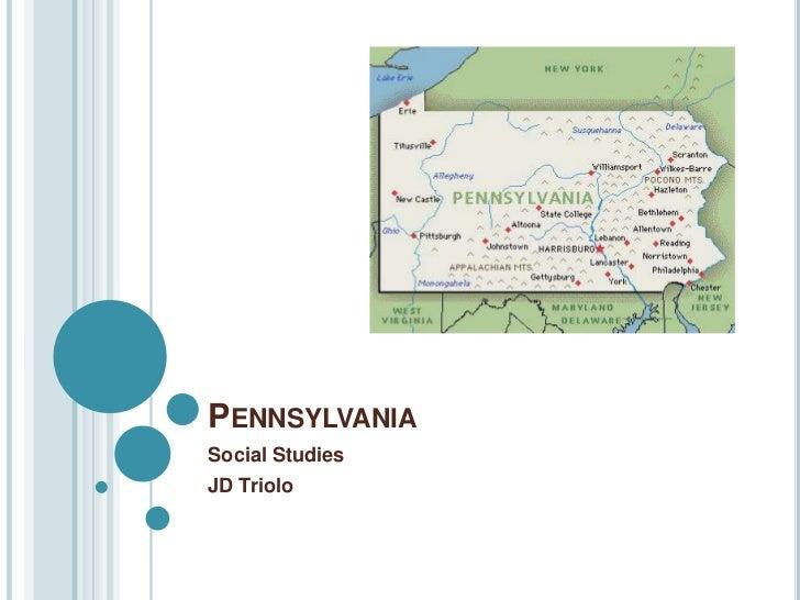 Jd pennsylvania slide show