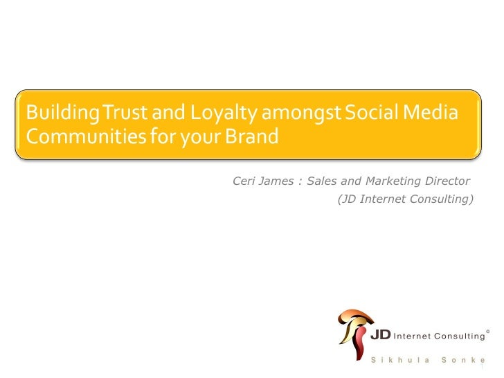 Ceri James : Sales and Marketing Director  (JD Internet Consulting)
